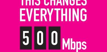 TIME 500Mbps home fibre broadband