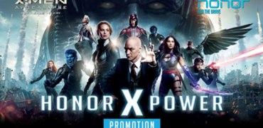 honor X Power