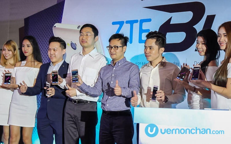ZTE Blade V7 launch