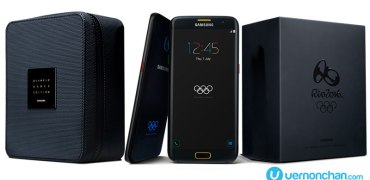 Galaxy S7 edge Olympic Games Edition