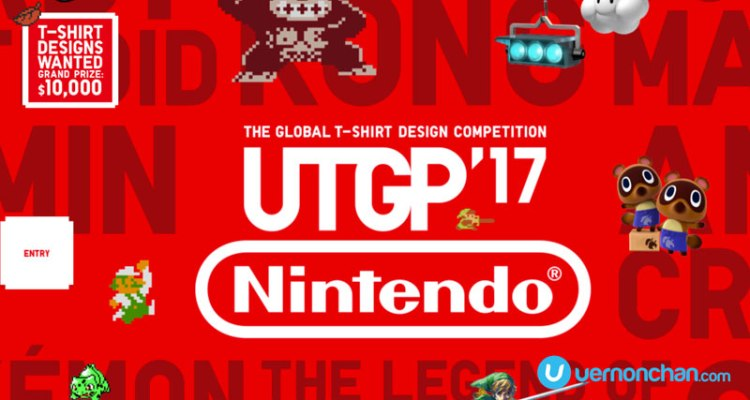 UNIQLO Nintendo