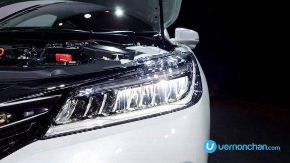 Honda Accord launch