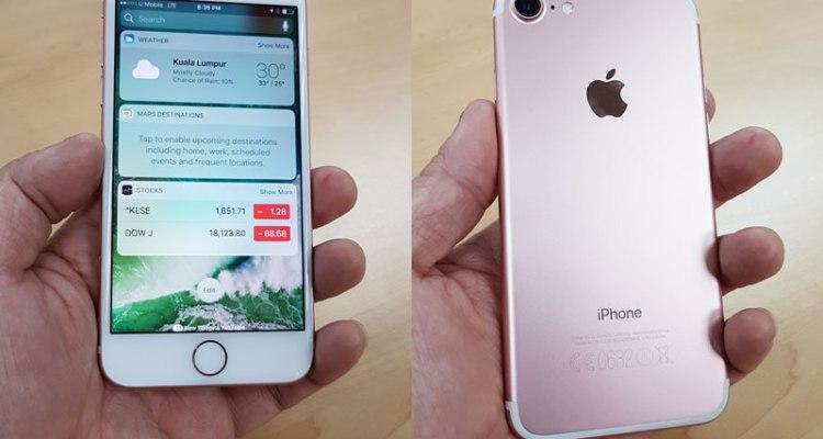 iPhone 7 U Mobile