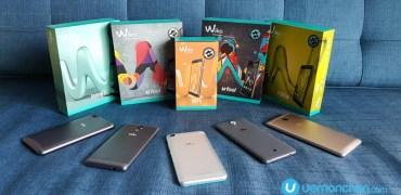 Wiko Y-range and U-range