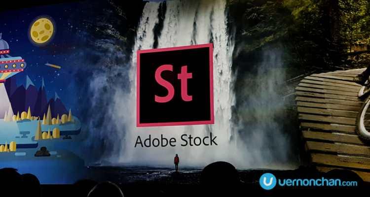 Adobe Stock | Adobe MAX 2016