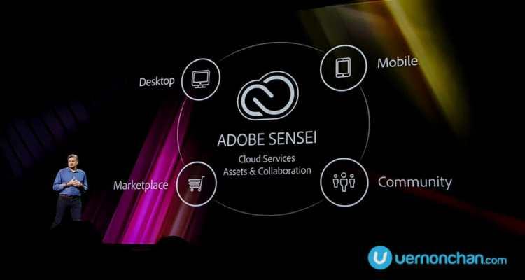 Adobe Sensei   Adobe MAX 2016