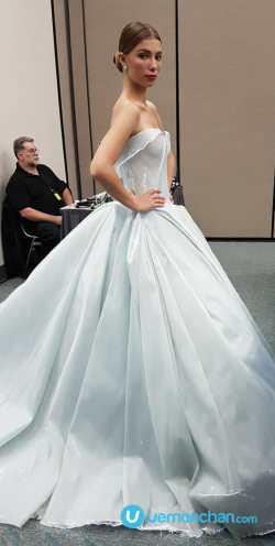 Zac Posen gown