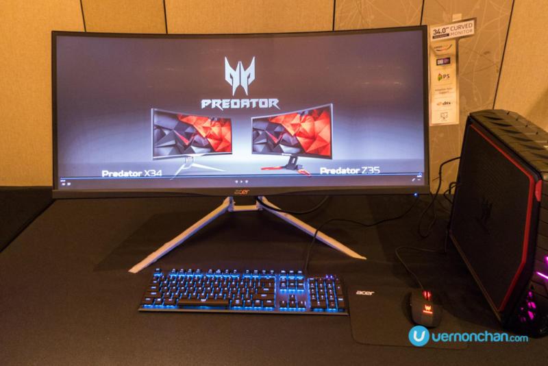 Acer Predator XR342CK