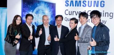 Samsung CFG70 Gaming Monitor