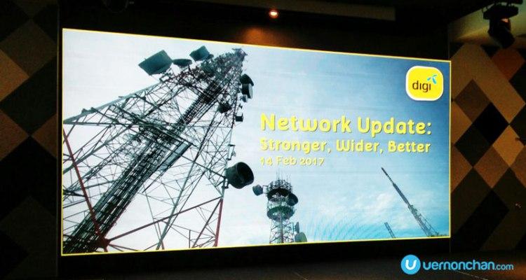 Digi Network Update