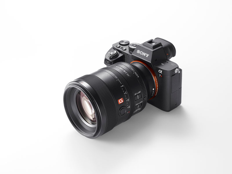 Sony E-mount SEL100F28GM