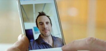 Adobe Sensei selfies