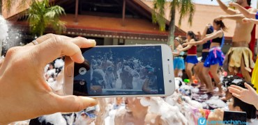 Galaxy A7 2017 Club Med