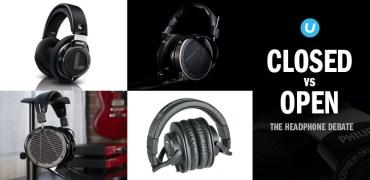 Feature: Closed vs Open: The Headphone Debate