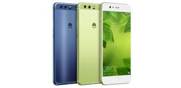 Huawei P10 Greenery Dazzling Blue