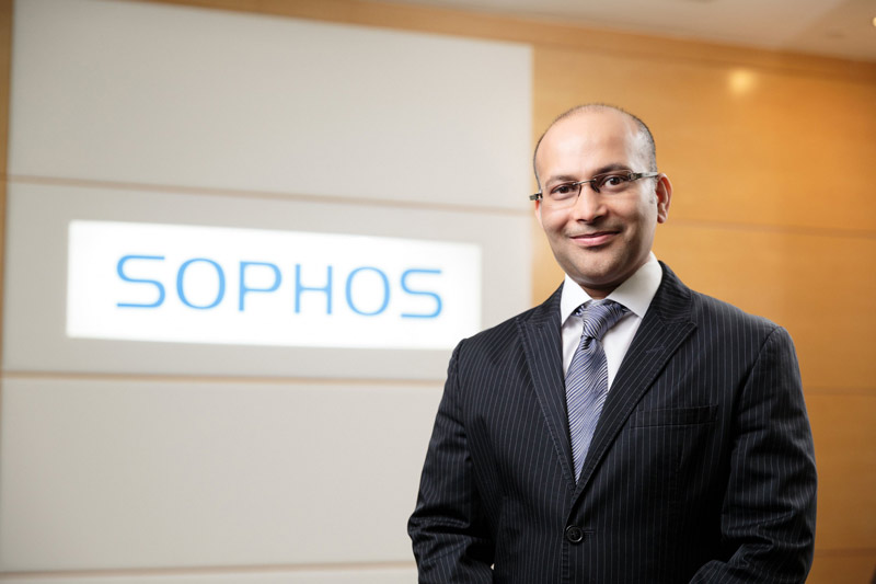 Sumit Bansal, Director for ASEAN and Korea, Sophos