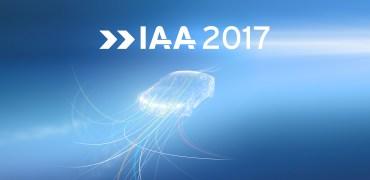 IAA 2017 Frankfurt Auto Show
