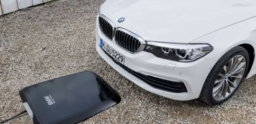 BMW Wireless Charging Pad