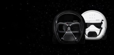 Darth Vader + Stormtrooper POWERbot VR7000 Star Wars Limited Edition