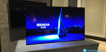 Sony BRAVIA A1 OLED TV