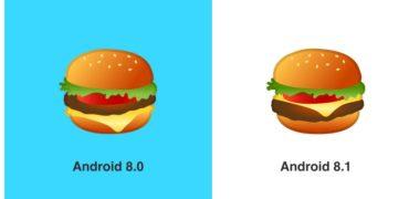 Android Google emoji