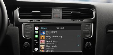 Apple CarPlay TIDAL
