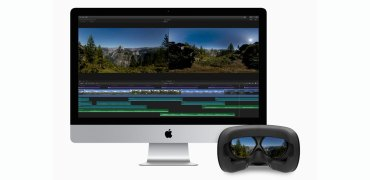 Final Cut Pro X 360-degree VR