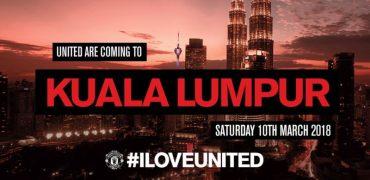 MUFC #ILOVEUNITED Malaysia