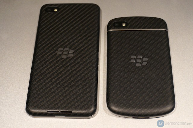 BlackBerry Z30 Launch 10