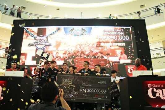 Wow! RM 300,000