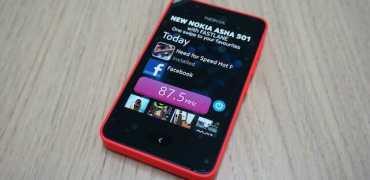 Nokia Asha 501 14