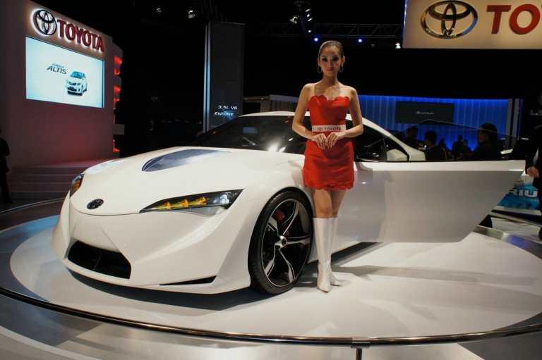FT-HS Concept Car