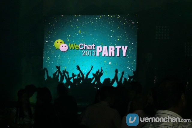 WeChat Party 2013 11