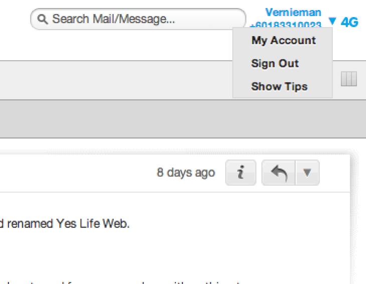 Yes Life Web 6