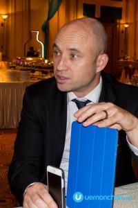 Todd Ashton, Ericsson