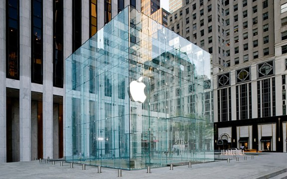 Fifth Avenue Apple Retail Store