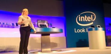 Intel President Renee James at Computex 2014