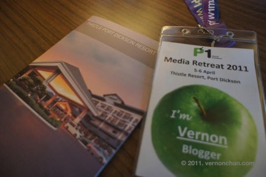 P1 Media Retreat 2011
