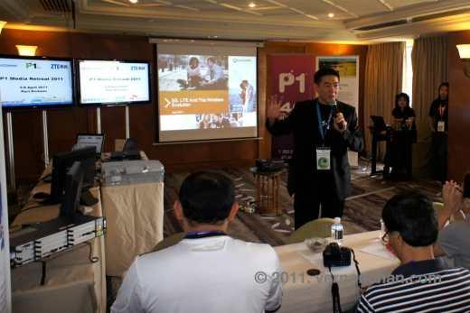 P1 CEO Michael Lai