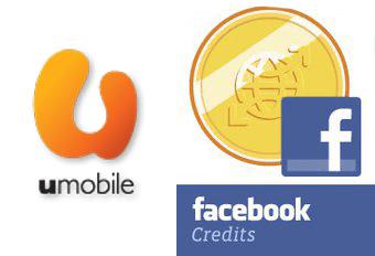 umobile-facebook-credits