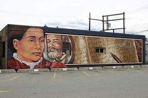 Vernon Mural