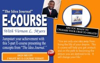 The Idea Journal E-Course