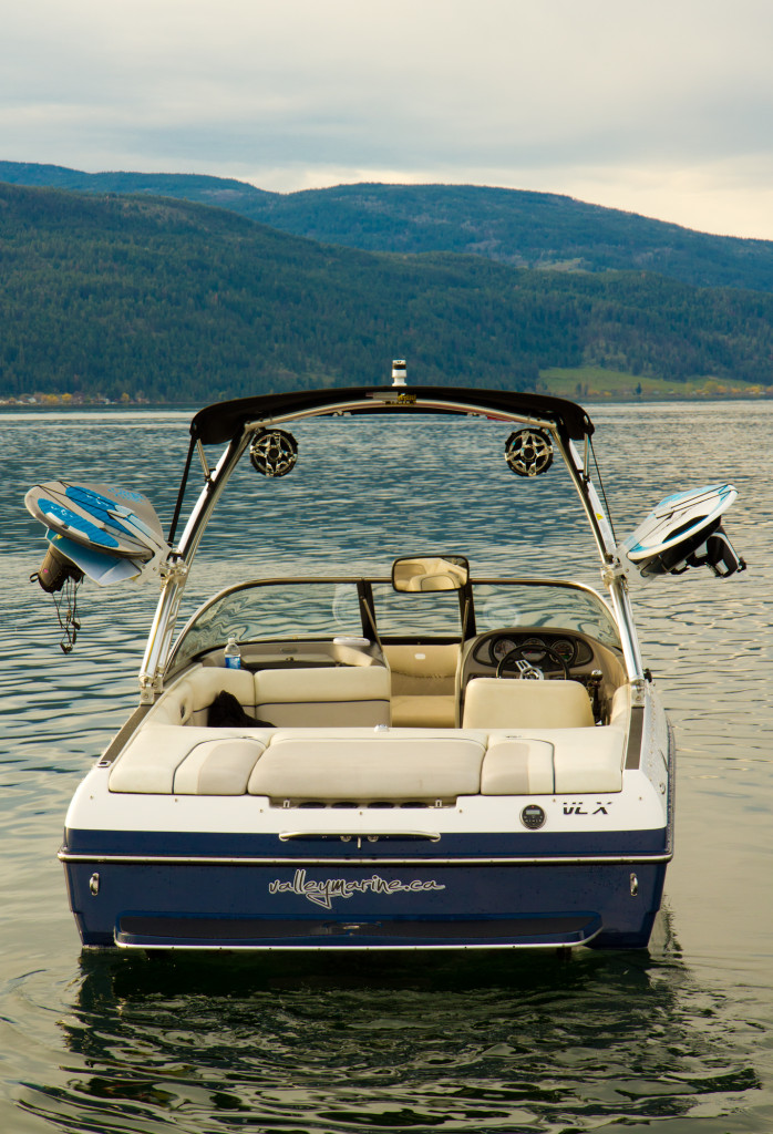 Rent this surf boat in Vernon BC