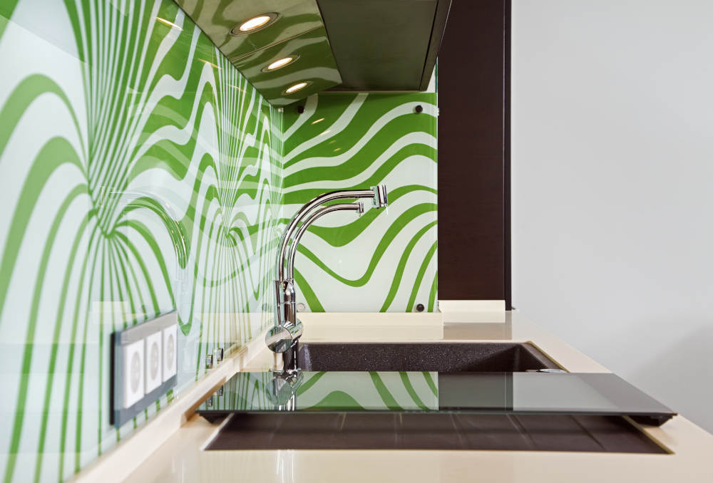 Using Decorative Glass Inside and Outside | Victorville Vern's Glass