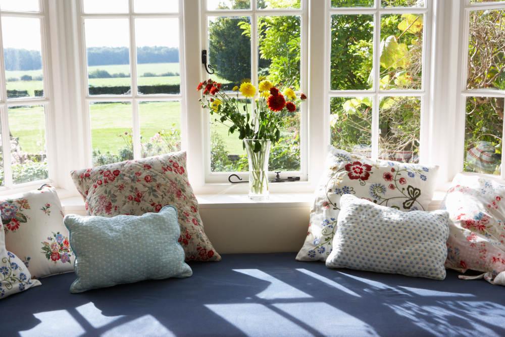 Bay Windows, Bow Windows, and Greenhouse Windows | HD Vern's Glass