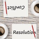 Litigation resolution