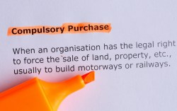 compulsory purchase meaning