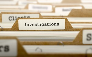 Forensic & financial investigations services