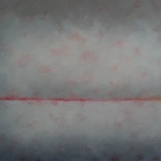 "Dal Surrealismo al Contemporaneo   *Triptic 19x35"" Acrylic on canvas, 2011  SOLD"