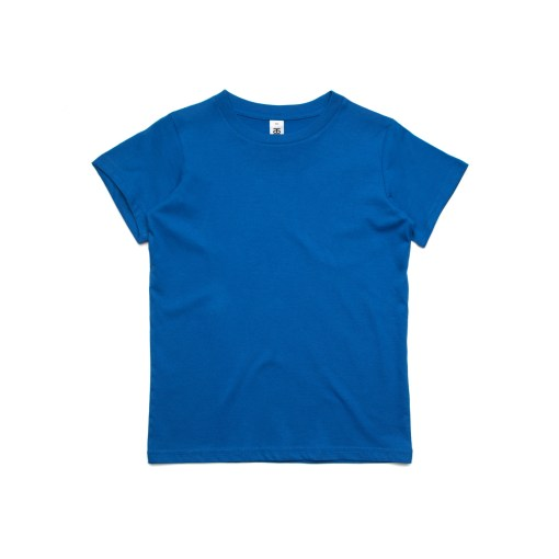 Kids Tee - Bright Royal